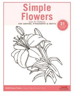 Simple_Flowers_Carving_Patterns_0