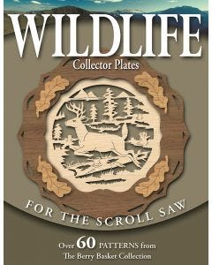 Wildlife_Collector_Plates_for_the_Scroll_Saw_0