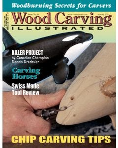 Wood Carving Illustrated Issue 14 Spring 2001