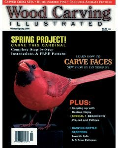 Wood Carving Illustrated Issue 2 Winter Spring 1998
