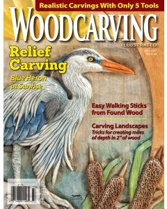 Woodcarving Illustrated Issue 80 Fall 2017
