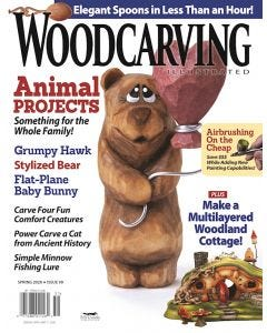 Woodcarving_Illustrated_Issue_90_Spring_2020 1