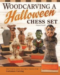 Woodcarving_a_Halloween_Chess_Set_0
