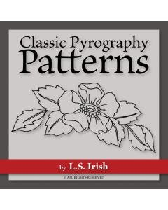 Classic Pyrography Patterns - The Complete Collection #1 on CD