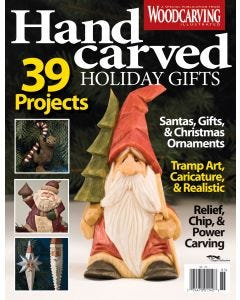 Hand Carved Holiday Gifts