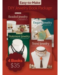DIY Jewelry Book Package