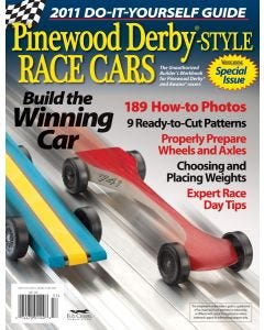 Pinewood Derby Special Issue