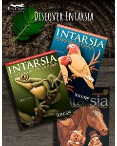 Discover the Art of Intarsia