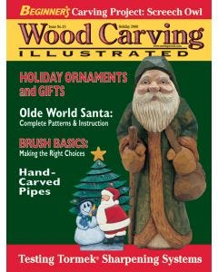 Wood Carving Illustrated - Issue 13 - Holiday 2000