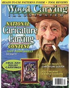 Wood Carving Illustrated - Issue 22 - Spring 2003