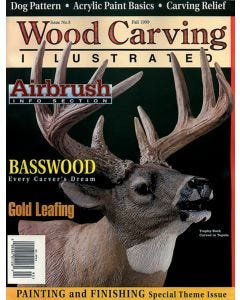 Wood Carving Illustrated Issue 8 Fall 1999