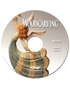 Woodcarving Illustrated Archive CD volume 2 - Issues 26-38