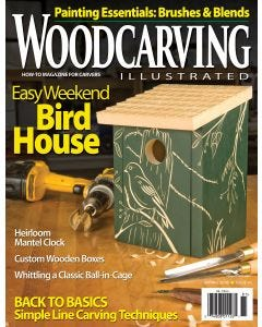 Woodcarving Illustrated Issue 42 Spring 2008
