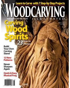 Woodcarving Illustrated Issue 46 - Spring 2009
