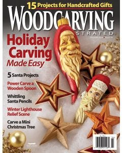 Woodcarving Illustrated Issue 49 - Holiday 2009