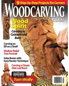 Woodcarving Illustrated Issue 52 - Fall 2010
