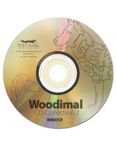 Woodimals CD Collection 2 - Dog Breeds