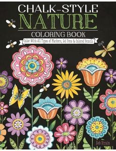 Chalk-Style_Nature_Coloring_Book_0