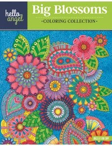 Hello_Angel_Big_Blossoms_Coloring_Collection_0