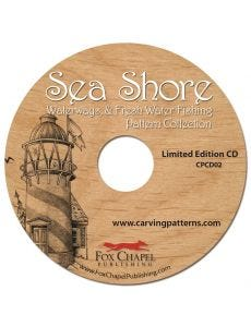 Sea_Shores_Waterways_and_Fresh_Water_Fishing_Pattern_Collection_CD_0