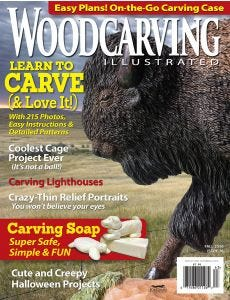 Woodcarving Illustrated Issue 76 Summer Fall 2016