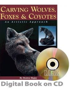 Carving Wolves, Foxes & Coyotes (CD)