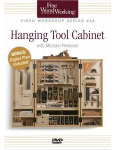 Hanging Tool Cabinet with Michael Pekovich
