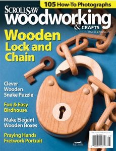 Scroll Saw Woodworking & Crafts Issue 46 Spring 2012