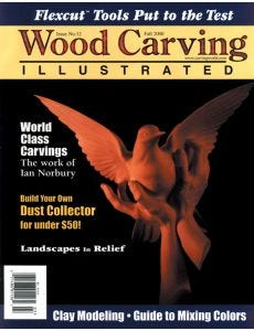 Wood Carving Illustrated - Issue 12 - Fall 2000