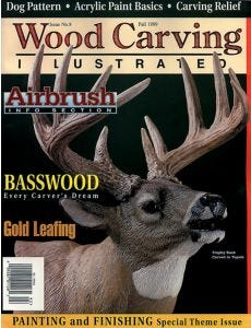 Wood Carving Illustrated - Issue 8 - Fall 1999
