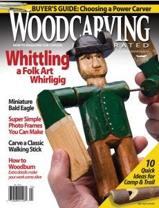 Woodcarving Illustrated Issue 47 - Summer 2009