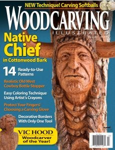 Woodcarving Illustrated Issue 56 Fall 2011