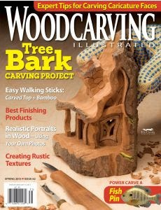 Woodcarving Illustrated Issue 62 Spring 2013