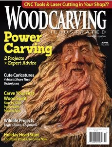 Woodcarving Illustrated Issue 64 Fall 2013
