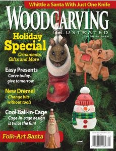 Woodcarving Illustrated Issue 65 Holiday 2013
