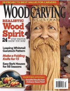 Woodcarving Illustrated Issue 68 Fall 2014