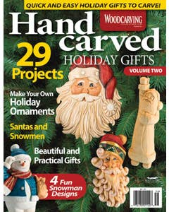 Handcarved Holiday Gifts Vol.2*
