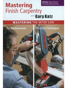Mastering the Miter Saw Part 1&2