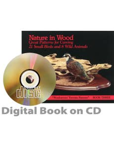 Nature in Wood (CD)