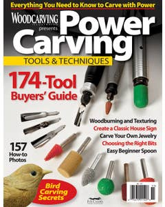 Power Carving Tools & Techniques - WCI 2010