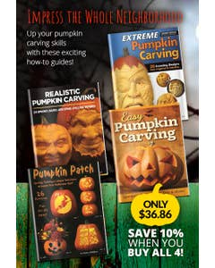Impress The Whole Neighborhood - Up your pumpkin caring skills with these exciting how-to guides!