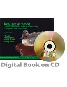 Realism in Wood (CD)