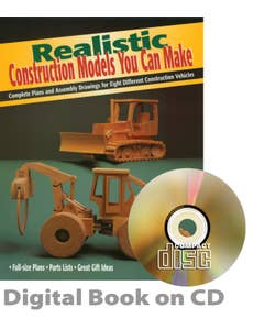 Realistic Construction Models You Can Make (CD)