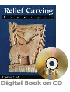 Relief Carving Treasury (CD)