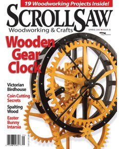 Scroll Saw Woodworking & Crafts Issue 26 Spring 2007