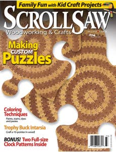 Scroll Saw Woodworking & Crafts Issue 28 Fall 2007