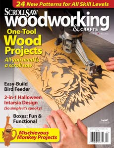 Scroll Saw Woodworking & Crafts Issue 48 Fall 2012