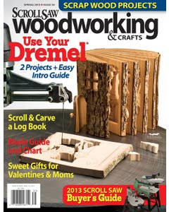 Scroll Saw Woodworking & Crafts Issue 50 Spring 2013