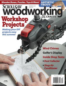 Scroll Saw Woodworking & Crafts Issue 59 Summer 2015