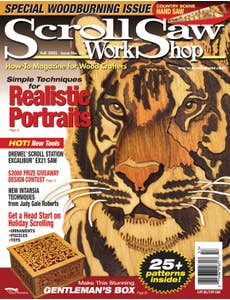 Scroll Saw Workshop Issue 20 - Fall 2005